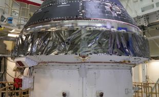 Lockheed Martin Completes NASA Orion Spacecraft Capsule For Artemis 1 Mission To The Moon - Κεντρική Εικόνα