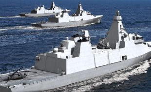 Babcock Team 31 selected as preferred bidder for UK Type 31 frigate programme - Κεντρική Εικόνα