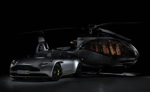 Airbus teams up with Aston Martin to launch the ACH130 Aston Martin Edition helicopter - Κεντρική Εικόνα