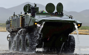 U.S. Marine Corps awards BAE Systems team a contract to develop ACV family of vehicles - Κεντρική Εικόνα