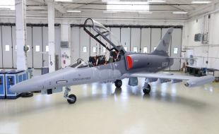 The Czech Army took over three two-seat L-159T2 aircraft - Κεντρική Εικόνα