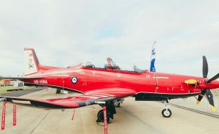 Australian Chief of Air Force Completes First Flight in the AIR 5428 PC-21 - Κεντρική Εικόνα