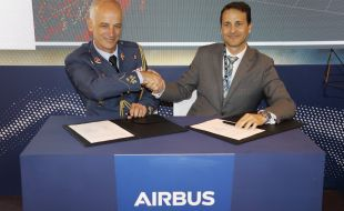 Airbus and Spanish Air Force to develop drone and augmented reality inspections for military aircraft - Κεντρική Εικόνα