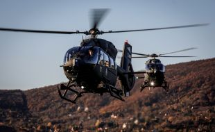 Hungary takes delivery of its first two H145Ms - Κεντρική Εικόνα
