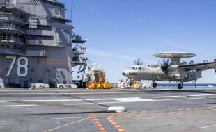 General Atomics Awarded Sustainment Contract for Ford-Class EMALS and AAG - Κεντρική Εικόνα