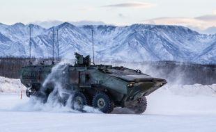 U.S. Marine Corps Orders More Amphibious Combat Vehicles from BAE Systems - Κεντρική Εικόνα