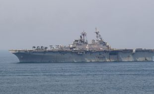 U.S. Navy awards $200 Million contract to upgrade USS Boxer - Κεντρική Εικόνα