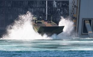 Iveco Defence Vehicles to deliver an additional 26 amphibious platforms to the U.S. Marine Corps in partnership with BAE Systems - Κεντρική Εικόνα