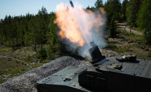 BAE Systems Delivers New CV90 Mortar Variant to the Swedish Army - Κεντρική Εικόνα