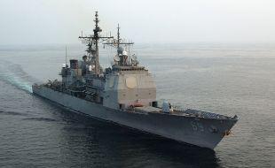 U.S. Navy Awards BAE Systems $175 Million for Guided-Missile Cruiser Modernization - Κεντρική Εικόνα