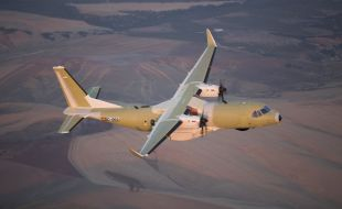 First Royal Canadian Air Force C295 makes maiden flight - Κεντρική Εικόνα