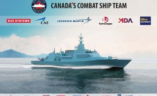 CAE to begin work on design phase of Canadian Surface Combatant ship program - Κεντρική Εικόνα