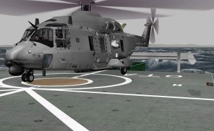 CAE wins contract to provide German Navy with comprehensive NH90 Sea Lion training solution - Κεντρική Εικόνα