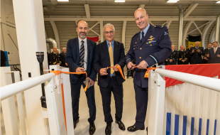 Netherlands Ministry of Defence celebrates opening of new NH90 training facility in Den Helder - Κεντρική Εικόνα