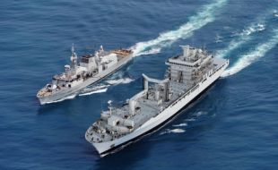 Canada's New Joint Support Ships to include Lockheed Martin Canada's CMS 330