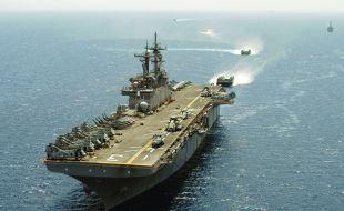 Serco Awarded $162 Million Contract to Support U.S. Navy's Amphibious Warfare Program Office - Κεντρική Εικόνα