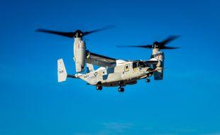 Bell Boeing CMV-22B Osprey Successfully Completes First Flight - Κεντρική Εικόνα