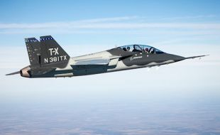 Cobham Selected to Supply Oxygen System for Boeing T-X - Κεντρική Εικόνα