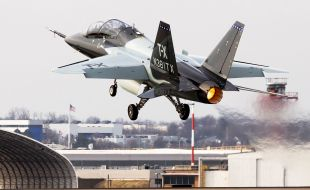 More content on Boeing T-X: Collins Aerospace selected by Saab to provide mission-critical power and controls systems - Κεντρική Εικόνα