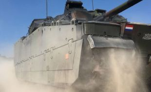 BAE Systems' selected to integrate Active Protection System solution into Dutch CV90s - Κεντρική Εικόνα