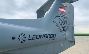 Leonardo and Diamond Aircraft boost capability of DA62 Mission Surveillance Aircraft with Gabbiano Ultra-Light TS-80 radar - Κεντρική Εικόνα