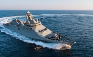 Sea trials of Damen Mexican Navy frigate complete - Κεντρική Εικόνα