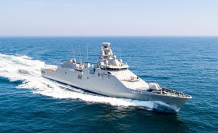 Damen delivers Long Range Ocean Patrol Vessel to the Mexican Navy - Κεντρική Εικόνα