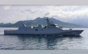 Damen completes combat systems installation and trials on second Indonesian guided missile frigate   - Κεντρική Εικόνα