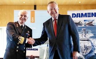 Virtual Training becomes reality for Royal Netherlands Navy - Κεντρική Εικόνα