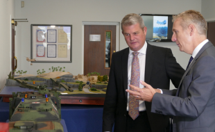 defence_minister_sees_stockport_firm_finishing_multi-million-pound_military_bridge_order_for_australian_army