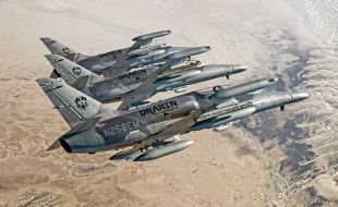 Draken International Wins $280 Million USAF Nellis ADAIR II Contract - Κεντρική Εικόνα