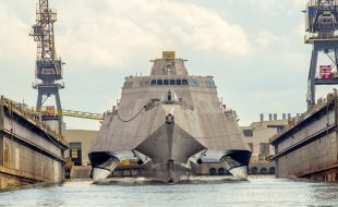 Austal USA global services division earns $21 Million LCS post delivery award - Κεντρική Εικόνα