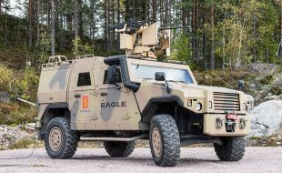 Kongsberg awarded contract to provide Remote Weapon Stations to the Canadian Army worth 500 MNOK - Κεντρική Εικόνα