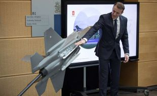 Kongsberg awarded contract for air-to-air pylons for F-35 program worth 113 MNOK - Κεντρική Εικόνα