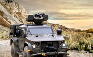 Elbit Systems Awarded $35 Million to Equip Montenegro's 4X4 Vehicles with Remote Control Weapon Stations - Κεντρική Εικόνα