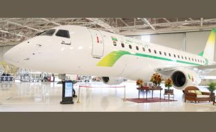 Embraer Delivers First E175 to Mauritania Airlines - Κεντρική Εικόνα
