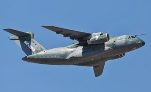 Embraer Delivers the First Multi-mission Airlift KC-390 to the Brazilian Air Force - Κεντρική Εικόνα