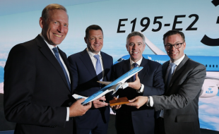 Embraer announces KLM intention for up to 35 E195-E2 jets - Κεντρική Εικόνα