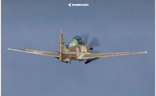 First Nigerian Air Force A-29 Super Tucano light attack aircraft successfully completes inaugural flight - Κεντρική Εικόνα