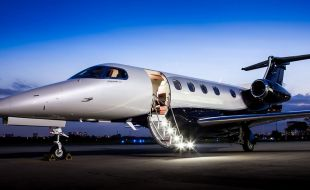 embraer_services_support_completes_first_upgrade_of_phenom_300_business_jet_with_two