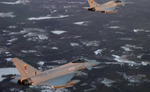 Eurofighter submits updated proposal to HX programme - Κεντρική Εικόνα