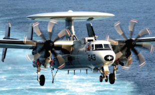 U.S. Navy Awards Lockheed Martin $43 Million Contract Modification For E-2D AN/ALQ-217 Electronic Support Measures Upgrade - Κεντρική Εικόνα