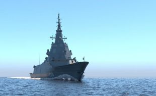 Indra signs a contract for over 150 million euros with Lockheed Martin to manufacture the digital AESA S-band radar of the F110 frigate - Κεντρική Εικόνα