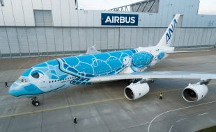 first_ana_a380_rolls_out_of_airbus_paint_shop_with_unique_livery