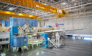 first_japan_airlines_a350_xwb_takes_shape_in_final_assembly_line_airbus