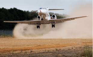 first_landing_on_an_unpaved_runway_for_the_pc-24_pilatus