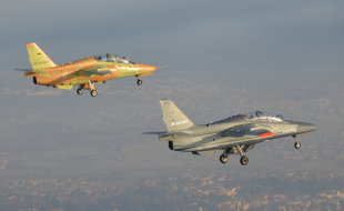 first_m-345_production_aircraft_performs_its_maiden_flight