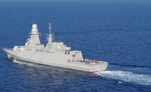 "FREMM ""Antonio Marceglia"" Delivered to the Italian Navy - Κεντρική Εικόνα"