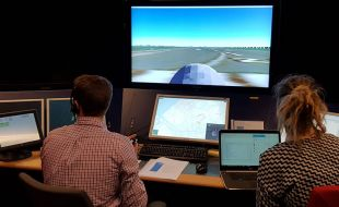 NLR Simulation Demonstrates Successful Integration of SkyGuardian into European Airport and ATM System  - Κεντρική Εικόνα