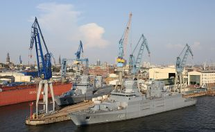 ARGE F125 hands over second frigate of class F125 to Germany's procurement agency - Κεντρική Εικόνα